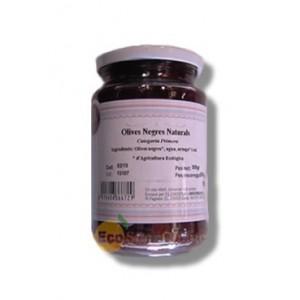 Aceitunas negras - Rel - 200 grs.